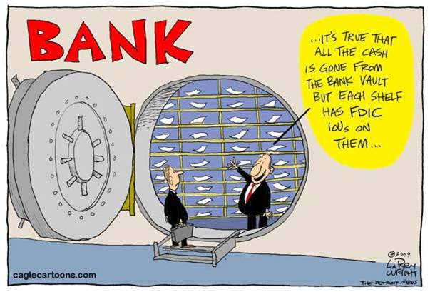 Image result for US BANK CARTOON