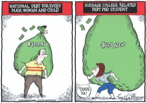 national student debt