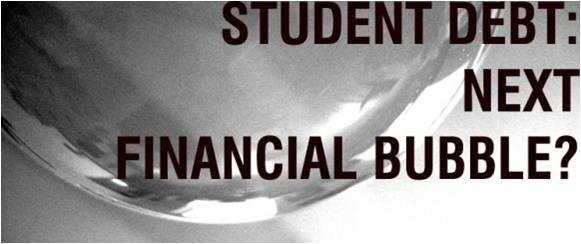 studebt debt next financial bubble