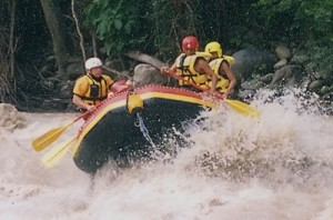 laurens rafting