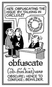 obfuscate